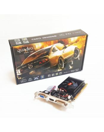 QUADRO AMD Ryzen 5 230 2GB 64Bit DDR3 PCI-E 2.0...