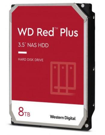"""WESTERN DIGITAL 3.5""""  8TB 5400RPM SATA 256MB RED..."""