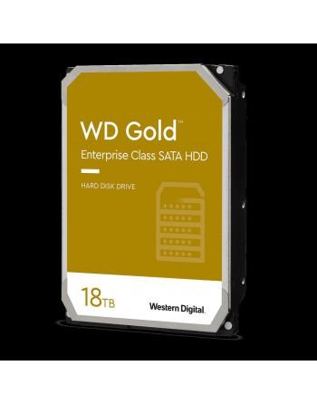 """WESTERN DIGITAL 3.5"""" 18TB 7200RPM SATA 512MB GOLD..."""