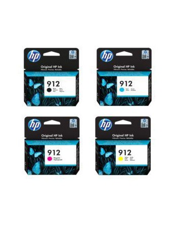 HP NO 912 Siyah Kartuş (3YL80A)