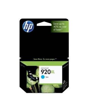HP No 920Xl Yüksek Kapasite Mavi Kartuş (CD972A)