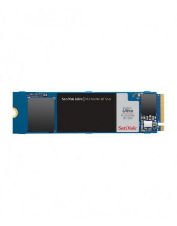 SanDisk 250 GB Ultra M.2 NVMe 3D SSD