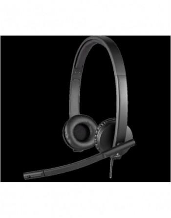 LOGITECH H570e MONO USB HEADSET 981-000571 (981-000571)