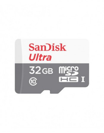 SanDisk Ultra microSDHC 32GB, C10, UHS-1, 100MB/s