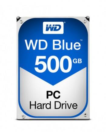 WD Blue 3.5'' SATA 6 Gb/s 500GB 7200rpm 32MB