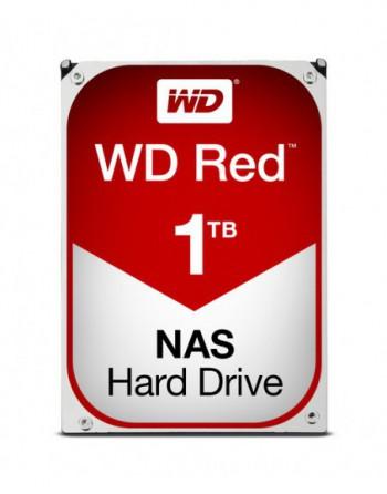 "WD Red NAS 3.5"" SATA 3 Intellipower 1TB 64MB 7x24"