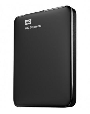 "WD Elements Portable 2,5"" 1TB Black USB 3.0"