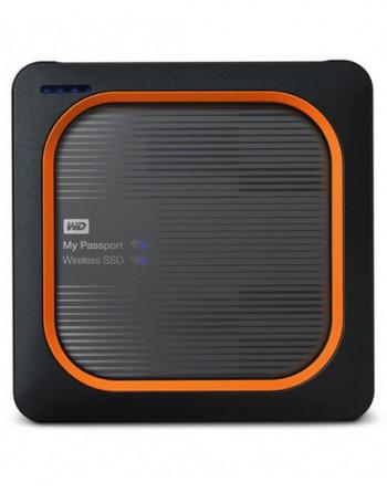 WD MY PASSPORT WIRELESS SSD 1TB GRİ