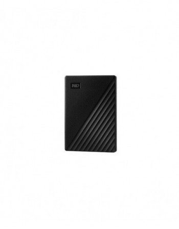 WD 1 TB My Passport Portable External Hard Drive Black
