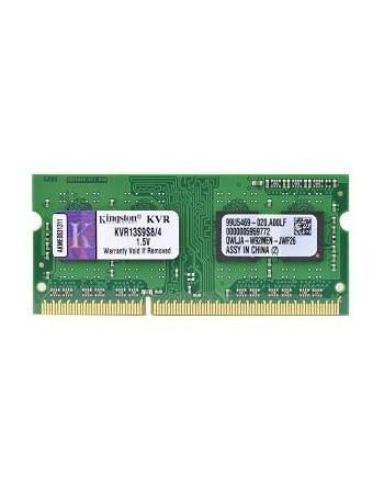 KINGSTON 4GB 1333MHz DDR3 Notebook Ram (KVR13S9S8-4)