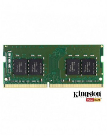 KINGSTON 8GB 2666MHz DDR4 Notebook Ram (KVR26S19S8-8)