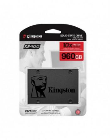 """KINGSTON 960GB Sata 3.0 2.5"""" 500/450MBs Flash SSD..."""