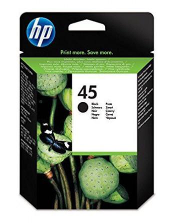 HP No 45 Siyah Kartuş (51645A)