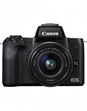 CANON D.CAMERA EOS M50 BK M15-45 S