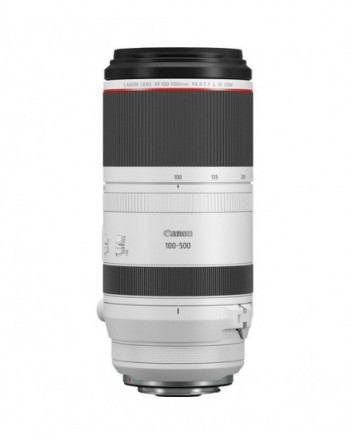 CANON LENS RF100-500MM F4.5-7.1 L IS USM