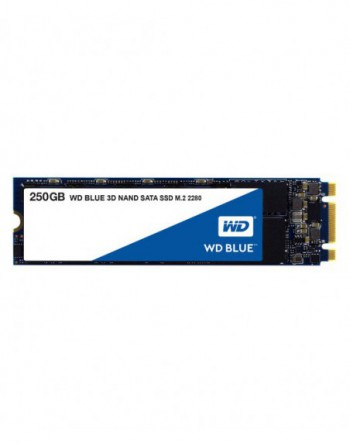 WD Blue SSD 250 GB M.2 SATA