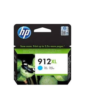 HP NO 912XL Mavi Kartuş (3YL81A)