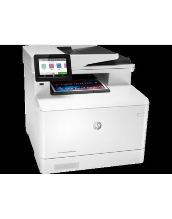 HP Color LaserJet Pro MFP M479fdw Çok Fonksiyonlu...
