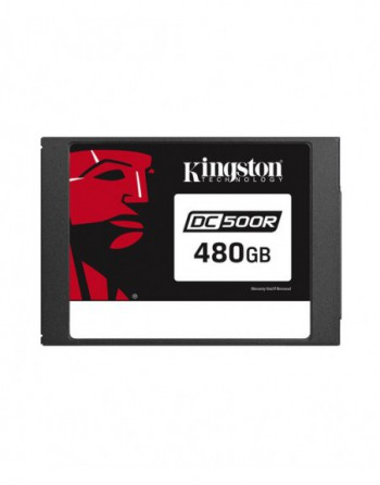 "Kingston 480GB SSDNow DC500R 2.5"" SSD"