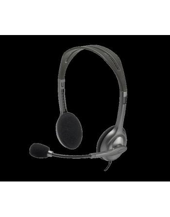 LOGITECH H111 Kablolu Mikrofonlu Stereo Tek Jak...
