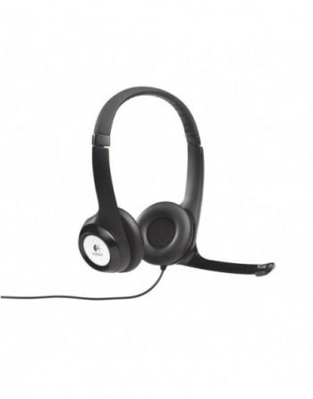LOGITECH H390 Kablolu Mikrofonlu Kulaklık (981-000406)