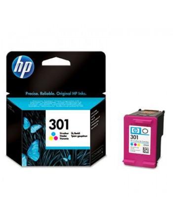 HP No 301 3 Renk Paket Kartuş (CH562E)