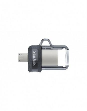 SANDISK 64GB Ultra Android Dual Drive USB 3.0 Siyah...