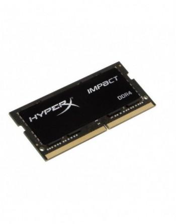 KINGSTON HyperX IMPACT SODIMM 8GB DDR4 2666MHz CL15...