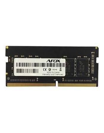 AFOX MEMORY DDR4 16GB 2400Mhz SODIMM (AFSD416ES1P)