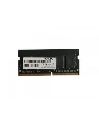 AFOX DIM MEMORY DDR4 16GB 2666Mhz SODIMM (AFSD416FS1P)