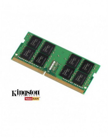 KINGSTON 16GB DDR4 2666MHz CL19 Notebook Rami...