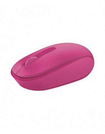 Microsoft Wireless Mbl Mouse 1850-Mgenta