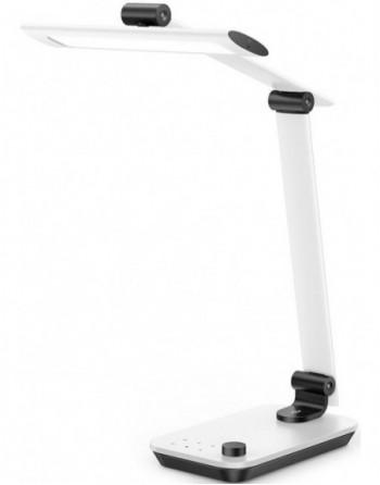 TAOTRONICS Esnek Başlıklı LED Masa Lambası Beyaz...