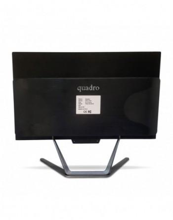 "QUADRO STARK A3224 34810 23.8"" AMD Ryzen 5 3400G..."