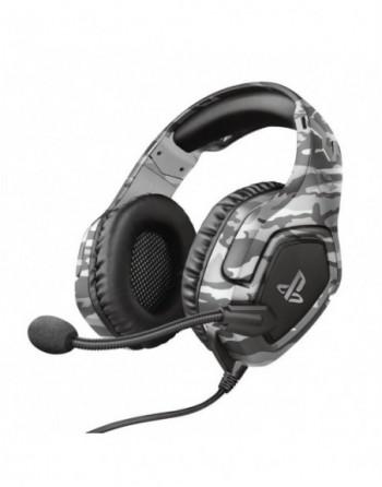 TRUST GXT 488 FORZE-G PS4 HEADSET GREY (23531)