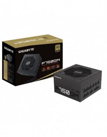 GIGABYTE GOLD ZERO 750W 80+GOLD ATX (GP-P750GM)