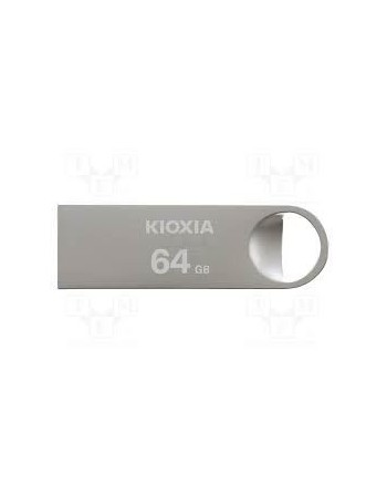KIOXIA 64GB TransMemory U401 USB 2.0 (LU401S064GG4)