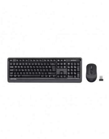 A4 TECH A4 TECH FG1010 (F) 2.4Ghz GRİ FN-MM Klavye...