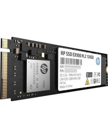 HP-X HP 120GB SSD M.2 EX 900 NVMe PCIe 3.0 x 4...