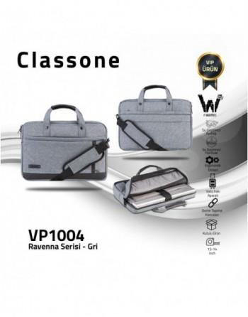"CLASSONE VP1004 Classone Ravenna 14"" Çanta -Gri..."